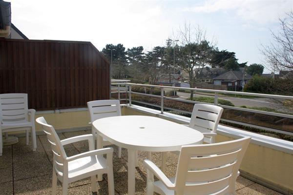 Location vacances Arzon -  Appartement - 6 personnes - Terrasse - Photo N° 1