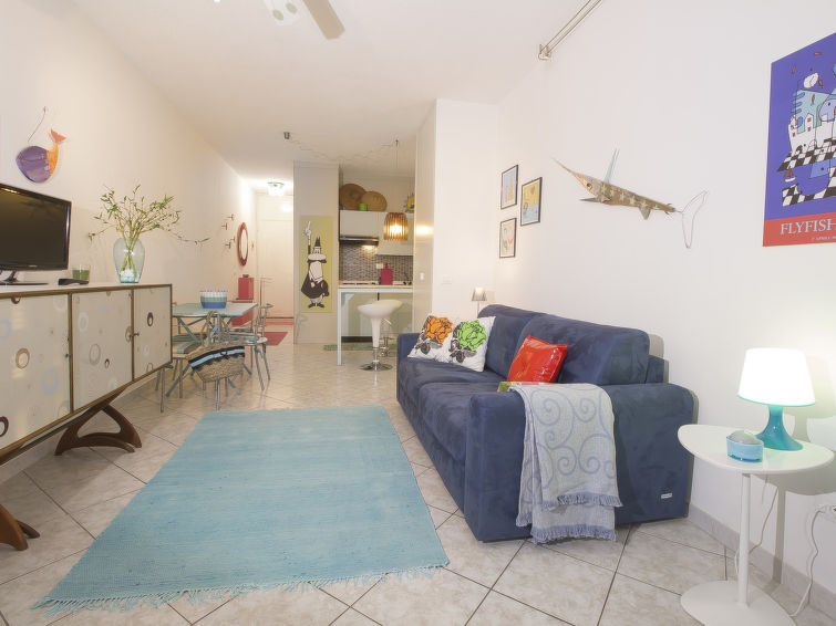 Appartement pour 1 personnes à Marina di Bibbona
