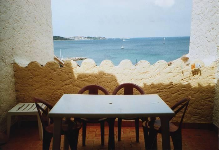 Location vacances Six-Fours-les-Plages -  Appartement - 4 personnes - Chaise longue - Photo N° 1