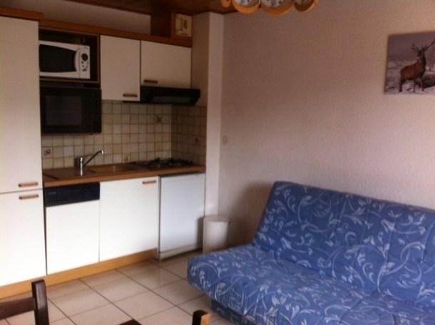 Location vacances Les Gets -  Appartement - 2 personnes - Télévision - Photo N° 1