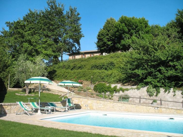 Appartement pour 5 à San Gimignano