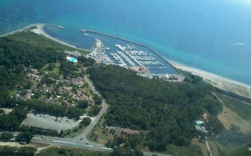 Maison pour 4 pers. avec piscine, Santa-Maria-Poggio