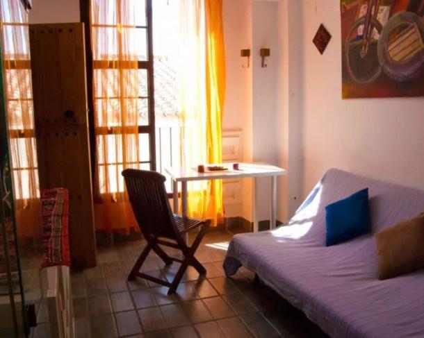 Location vacances Grenade -  Appartement - 3 personnes - Télévision - Photo N° 1