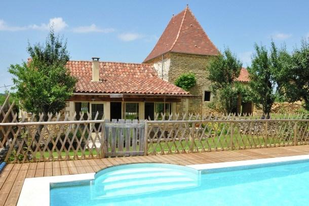Maison de vacances St Genies