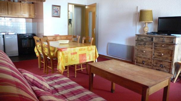 Location vacances Bonneval-sur-Arc -  Appartement - 5 personnes - Lecteur DVD - Photo N° 1