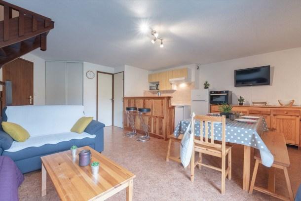 Location vacances Saint-Lary-Soulan -  Appartement - 9 personnes - Balcon - Photo N° 1