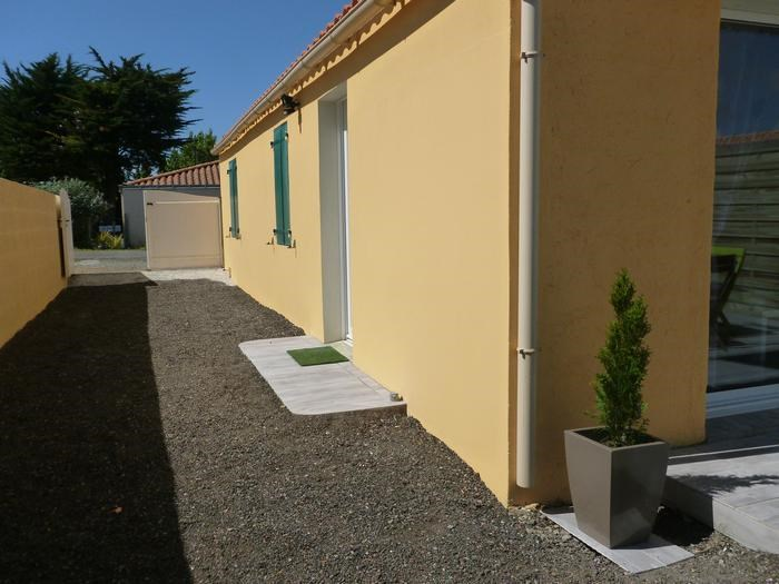 Location vacances Olonne-sur-Mer -  Maison - 4 personnes - Barbecue - Photo N° 1
