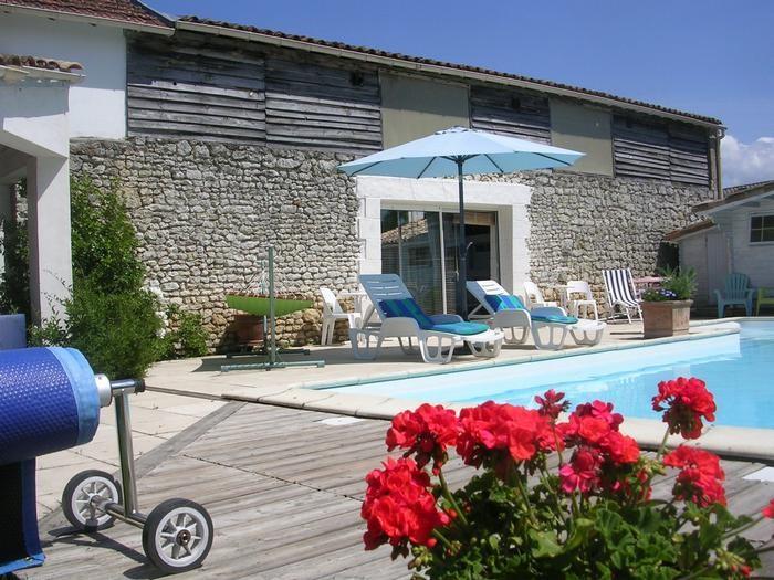 Location vacances Saint-Augustin -  Gite - 6 personnes - Barbecue - Photo N° 1