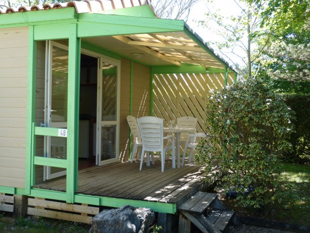 Location vacances Cayriech -  Maison - 5 personnes - Barbecue - Photo N° 1