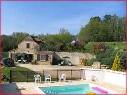 pour 13 pers. avec piscine privée, Sarlat-la-Canéda