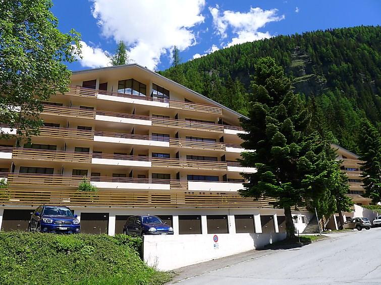 Appartement pour 4 à Loèche-les-Bains