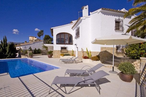 Plusholidays - Villa Quimera in Calpe