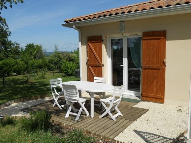 Location vacances Montignac -  Gite - 2 personnes - Jardin - Photo N° 1