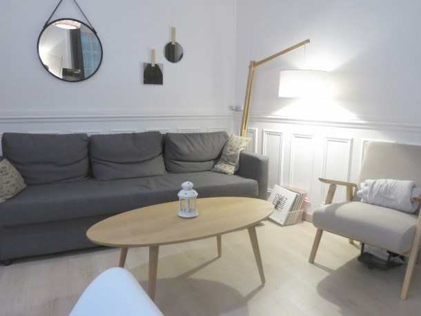Location vacances Paris 15e Arrondissement -  Appartement - 4 personnes - Lave-linge - Photo N° 1