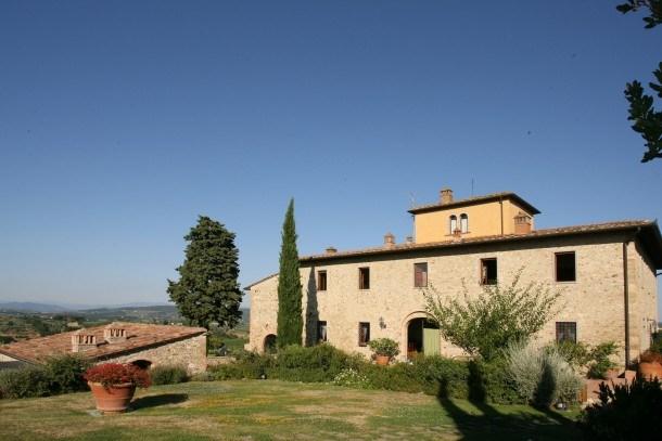 Villa Pegaso 16 - Stunning villa between Florence and Siena