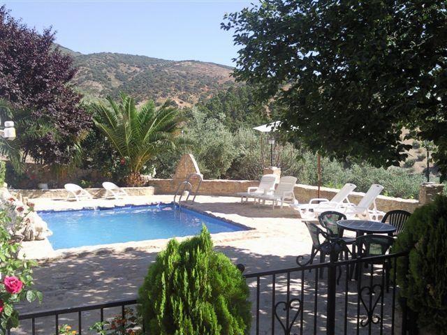 Location vacances Priego de Córdoba -  Maison - 10 personnes - Barbecue - Photo N° 1