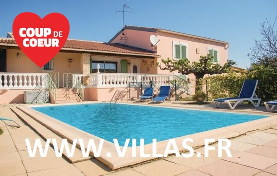 Location vacances Uchaud -  Maison - 8 personnes - Barbecue - Photo N° 1