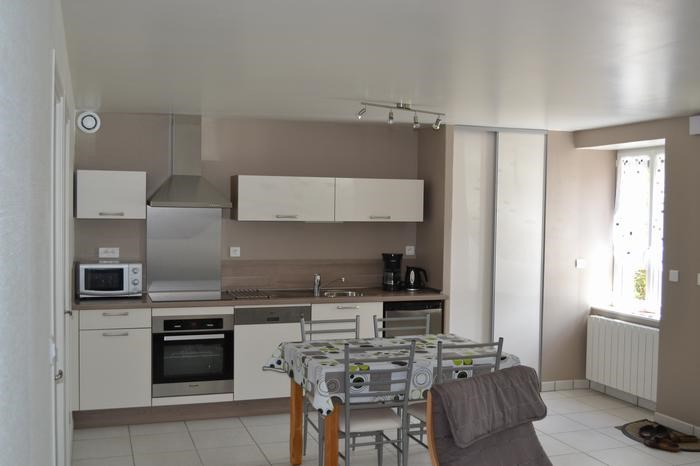 Holiday rentals Nébouzat - Apartment - 4 persons - BBQ - Photo N° 1