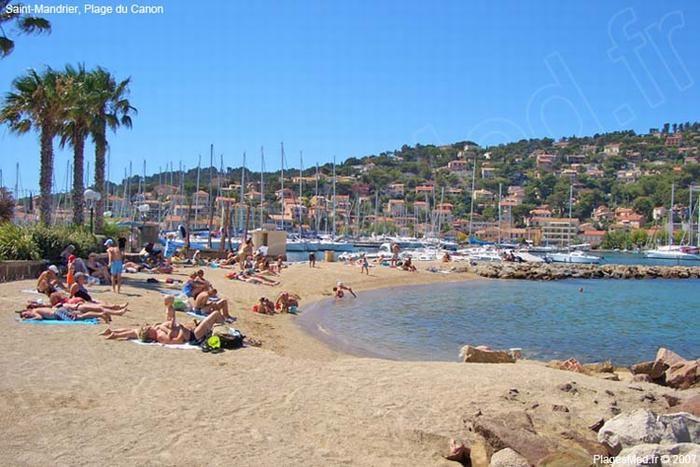 Location vacances Saint-Mandrier-sur-Mer -  Appartement - 4 personnes - Jardin - Photo N° 1