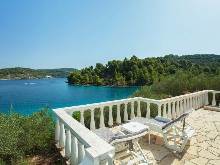 Maison pour 4 à Korčula/Vela Luka