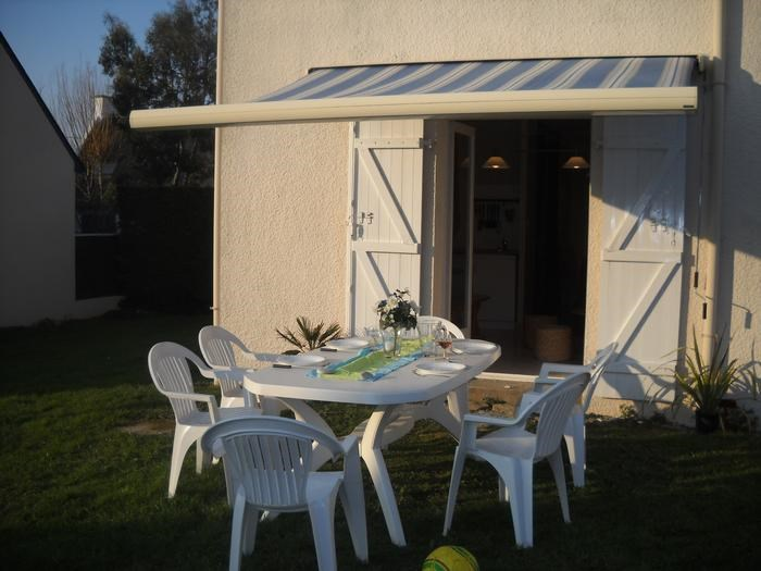 Location vacances Damgan -  Appartement - 4 personnes - Barbecue - Photo N° 1