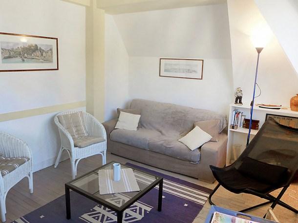 Location vacances Saint-Malo -  Appartement - 5 personnes - Télévision - Photo N° 1