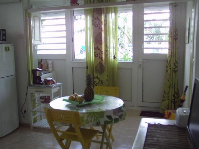 Location vacances Les Trois-Îlets -  Appartement - 2 personnes - Jardin - Photo N° 1