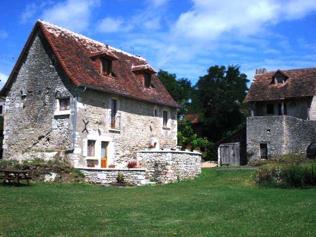 Location vacances Vicq-sur-Gartempe -  Gite - 12 personnes - Barbecue - Photo N° 1