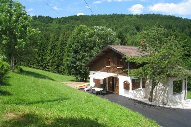 Location vacances Ventron -  Maison - 6 personnes - Barbecue - Photo N° 1