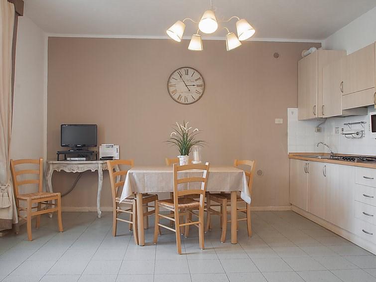 Appartement pour 3 personnes à San Vincenzo