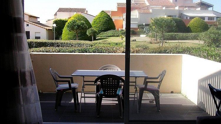 Location vacances Capbreton -  Appartement - 3 personnes - Terrasse - Photo N° 1