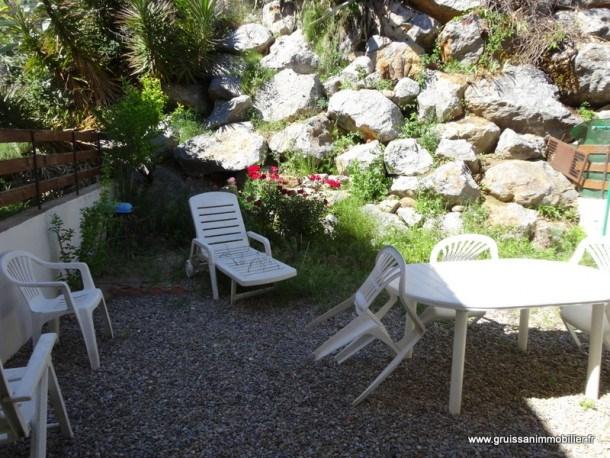 Location vacances Gruissan -  Maison - 8 personnes - Lave-linge - Photo N° 1