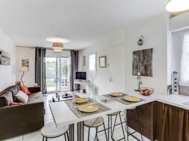 Location vacances Saint-Jean-de-Luz -  Appartement - 4 personnes - Barbecue - Photo N° 1