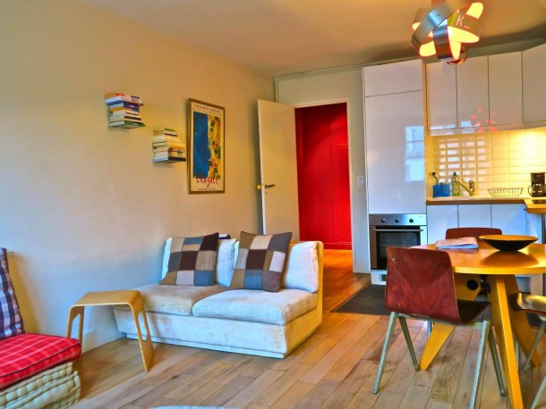 Location vacances Paris 9e Arrondissement -  Appartement - 2 personnes - Ascenseur - Photo N° 1