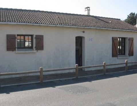Location vacances Saint-Gilles-Croix-de-Vie -  Maison - 8 personnes - Télévision - Photo N° 1