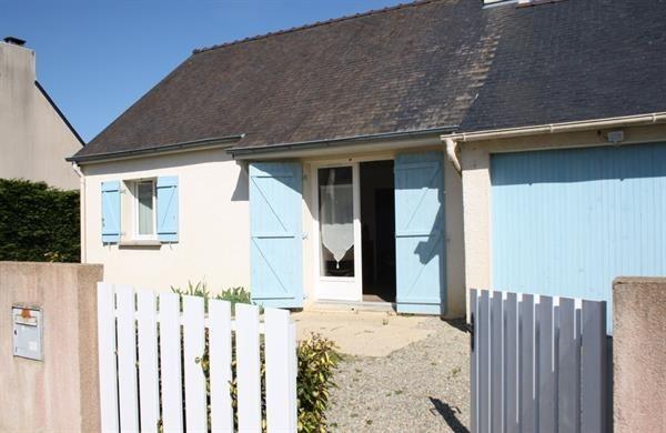 Location vacances Saint-Gildas-de-Rhuys -  Maison - 6 personnes - Terrasse - Photo N° 1