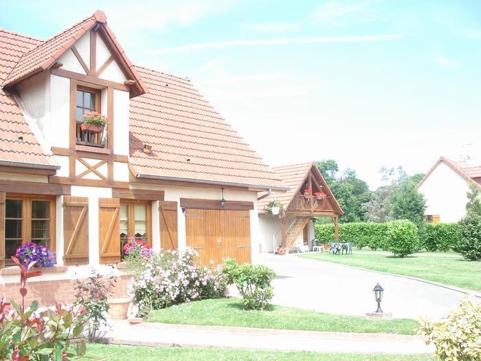 Location vacances Saint-Quentin-la-Motte-Croix-au-Bailly -  Maison - 2 personnes - Barbecue - Photo N° 1