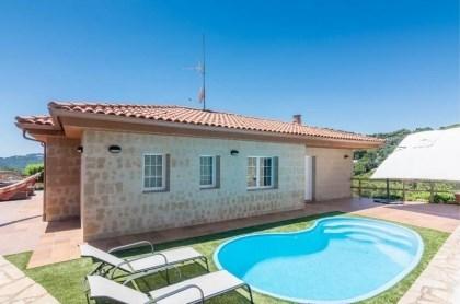 Location vacances Sant Cebrià de Vallalta -  Maison - 5 personnes - Télévision - Photo N° 1
