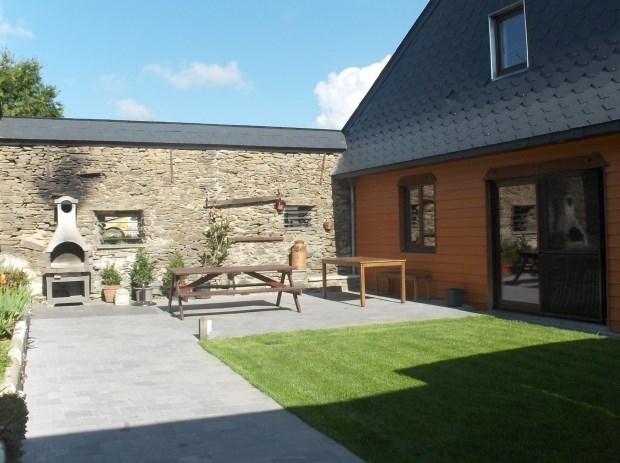 Cottage with sauna - La Ferme Oubliée - Ardennes - Paliseul