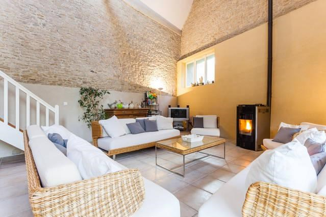 Holiday rentals Langrune-sur-Mer - House - 14 persons - BBQ - Photo N° 1