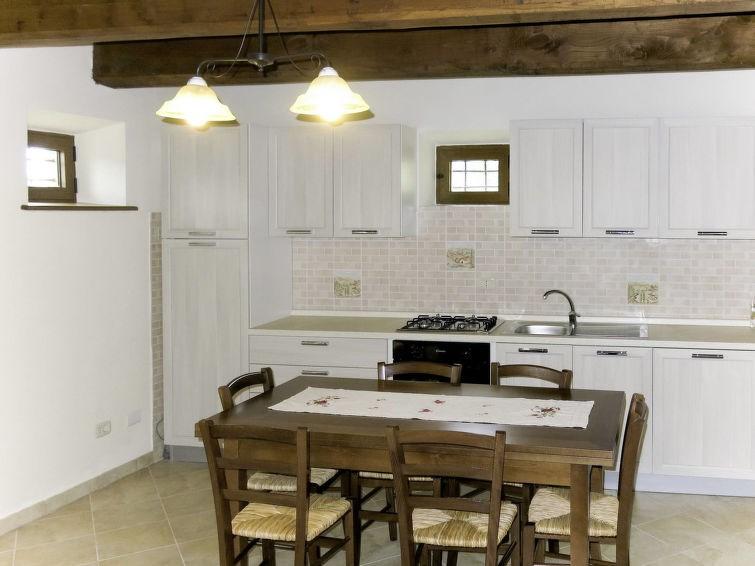 Appartement pour 4 à Castelnuovo di Garfagnana