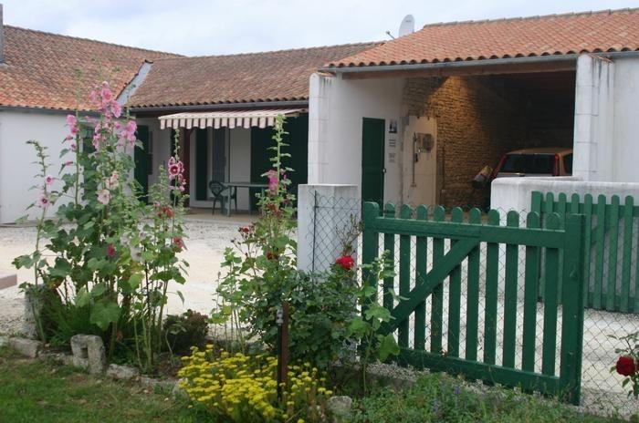 Maison pour 6 pers. avec parking privé, Saint-Pierre-d'Oléron