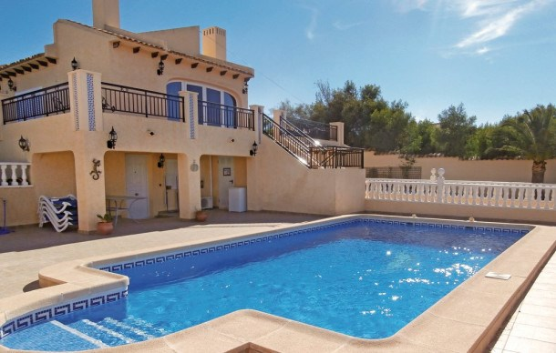 Location vacances Orihuela -  Maison - 8 personnes - Barbecue - Photo N° 1