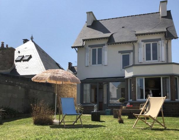 Location vacances Trégastel -  Maison - 6 personnes - Lave-linge - Photo N° 1