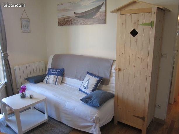 Location vacances Ouistreham -  Appartement - 4 personnes - Salon de jardin - Photo N° 1