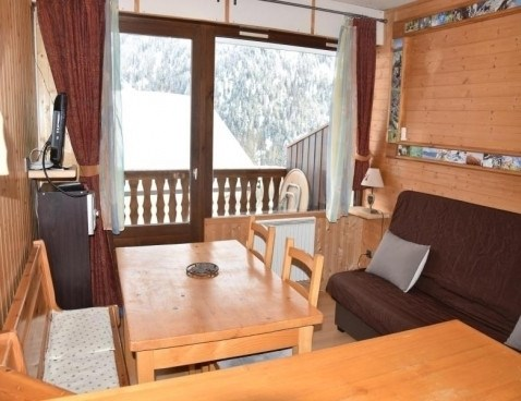 Location vacances Champagny-en-Vanoise -  Appartement - 3 personnes - Télévision - Photo N° 1