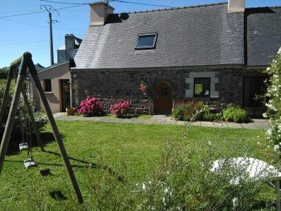 Holiday rentals Plougasnou - House - 6 persons - BBQ - Photo N° 1