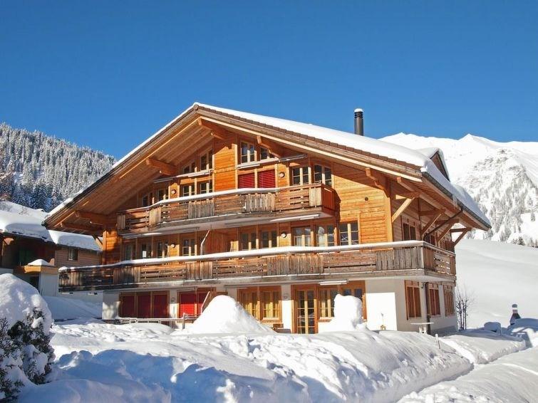 Location vacances Adelboden -  Appartement - 5 personnes -  - Photo N° 1