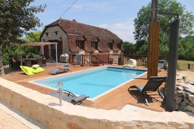 Holiday rentals Saint-Médard-de-Presque - Cottage - 8 persons - BBQ - Photo N° 1