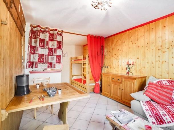 Location vacances Saint-Gervais-les-Bains -  Appartement - 4 personnes - Balcon - Photo N° 1